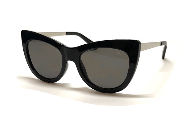 Black Quay steal a kiss cat eye sunglasses