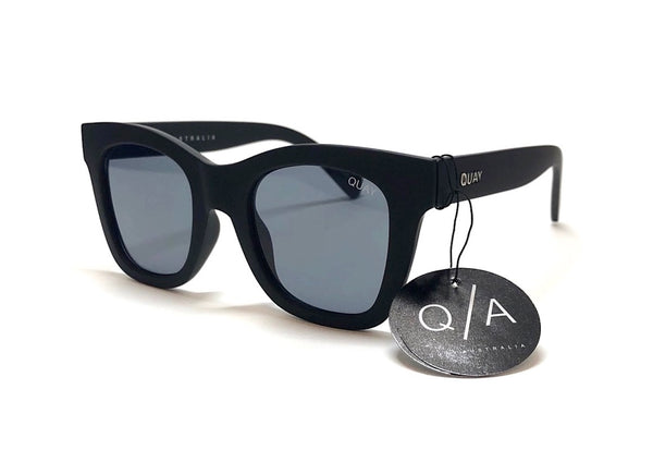QUAY AFTER HOURS Black Sunglasses
