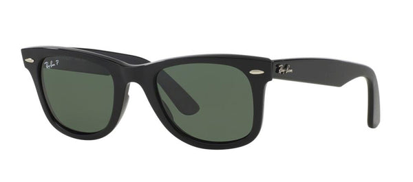 RAY-BAN RB 2140 Polarized Black Original Wayfarer