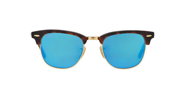 RAY BAN RB 3016 CLUBMASTER -  - Sunglasses - Sunglass Trend - 2