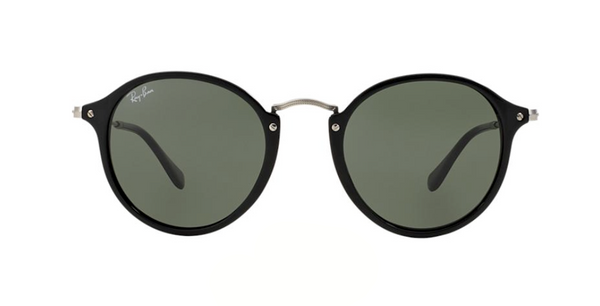 ebbc23594f ... promo code for black rounded ray ban sunglasses rb 2447 901 49mm e41f5  9f91f