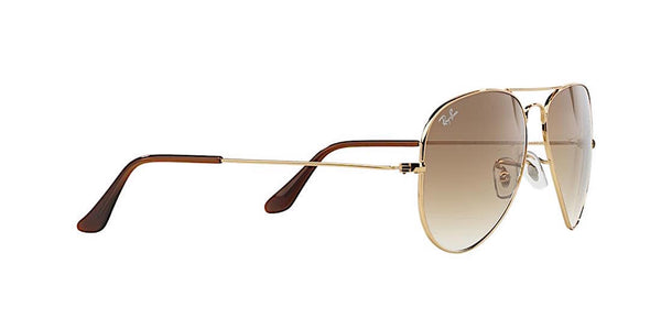 RAY BAN RB 3025 001/51 GOLD WITH BROWN GRADIENT -  - Sunglasses - Sunglass Trend - 3