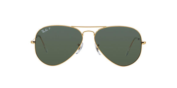 RAY BAN RB 3025 001/58 GOLD POLARIZED -  - Sunglasses - Sunglass Trend - 2