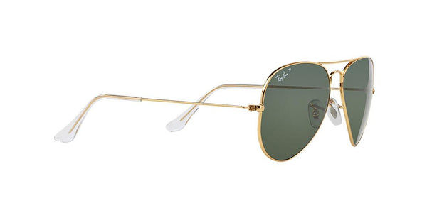 RAY BAN RB 3025 001/58 GOLD POLARIZED -  - Sunglasses - Sunglass Trend - 3
