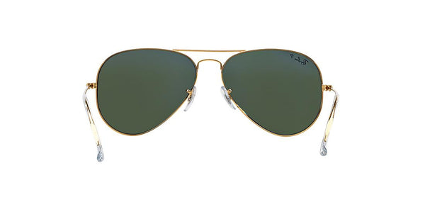 RAY BAN RB 3025 001/58 GOLD POLARIZED -  - Sunglasses - Sunglass Trend - 5