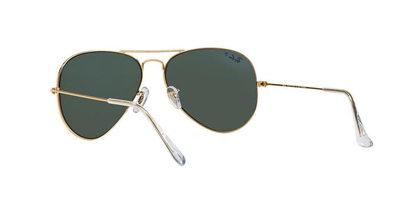RAY BAN RB 3025 001/58 GOLD POLARIZED -  - Sunglasses - Sunglass Trend - 6