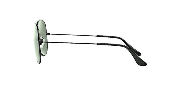 RAY-BAN RB 3026 L2821 Large Black Aviator