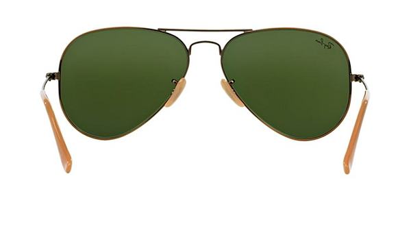 RAY BAN RB 3025 BRONZE WITH LILAC MIRROR LENS -  - Sunglasses - Sunglass Trend - 7
