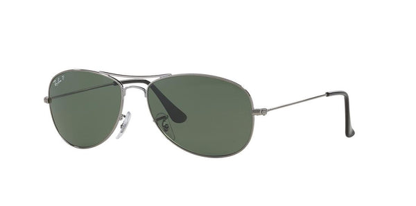 RAY BAN RB 3362 004/58 GUNMETAL POLARIZED -  - Sunglasses - Sunglass Trend - 1
