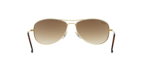 RAY BAN RB 3362 001/51 GOLD -  - Sunglasses - Sunglass Trend - 5