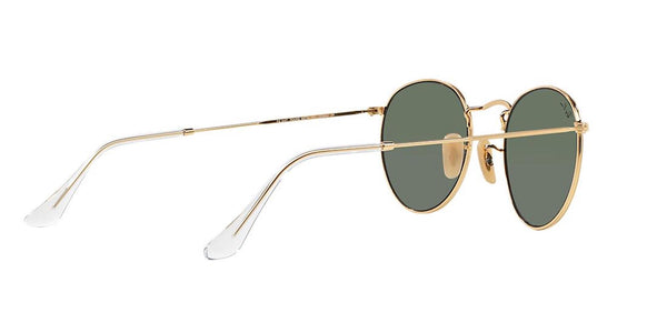 RAY-BAN RB 3447 001 53mm Large Round Sunglasses