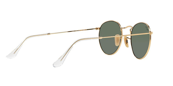 Ray-Ban Round Metal RB 3447 - Gold -  - Sunglasses - Sunglass Trend - 7
