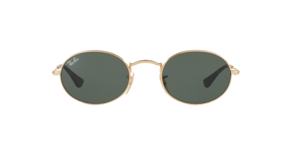 RAY-BAN RB 3547 N 001 Oval Sunglasses