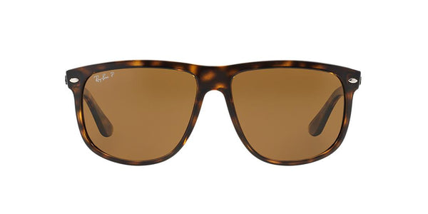 RAY BAN RB 4147 710/57 LIGHT HAVANA POLARIZED -  - Sunglasses - Sunglass Trend - 2
