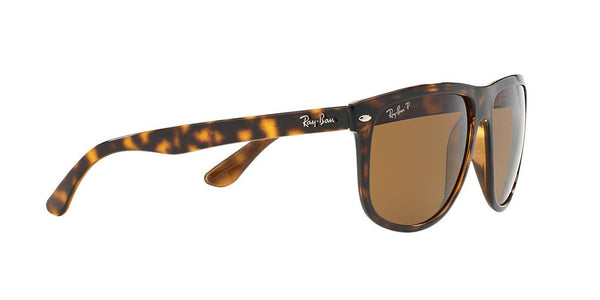 RAY BAN RB 4147 710/57 LIGHT HAVANA POLARIZED -  - Sunglasses - Sunglass Trend - 3