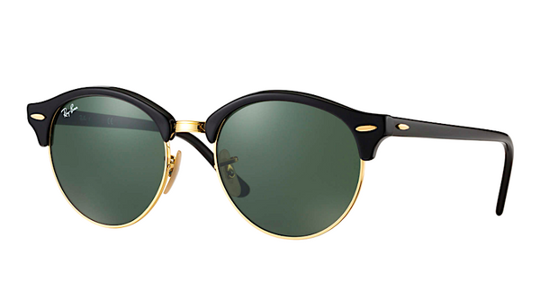 RAY BAN CLUB ROUND RB 4246 -  - Sunglasses - Sunglass Trend - 1