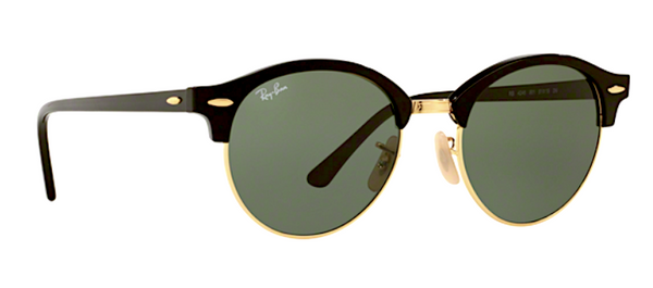 RAY BAN CLUB ROUND RB 4246 -  - Sunglasses - Sunglass Trend - 3
