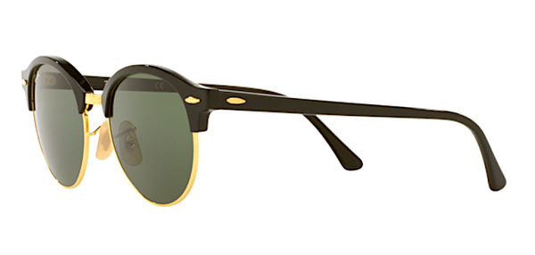 RAY-BAN RB 4246 W 365 Clubround Sunglasses