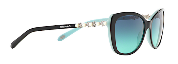 TIFFANY & Co. TF 4103 HB | Aria Pearl Collection -  - Sunglasses - Sunglass Trend - 3