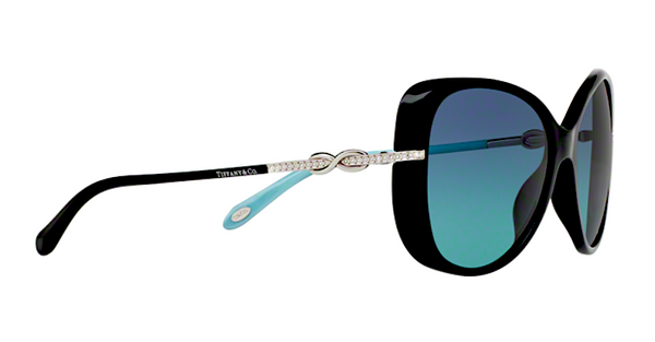 TF 4126 B 80559S | TIFFANY Anniversary Infinity Collection -  - Sunglasses - Sunglass Trend - 3