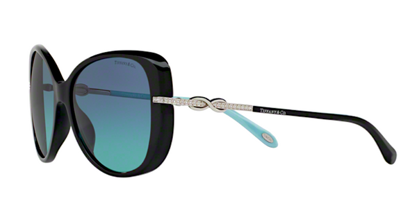 TF 4126 B 80559S | TIFFANY Anniversary Infinity Collection -  - Sunglasses - Sunglass Trend - 6