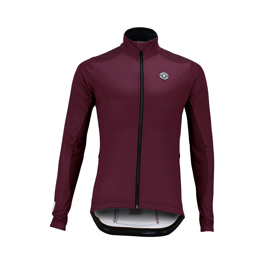 Antwerpen Burgundy Jersey - Long Sleeve