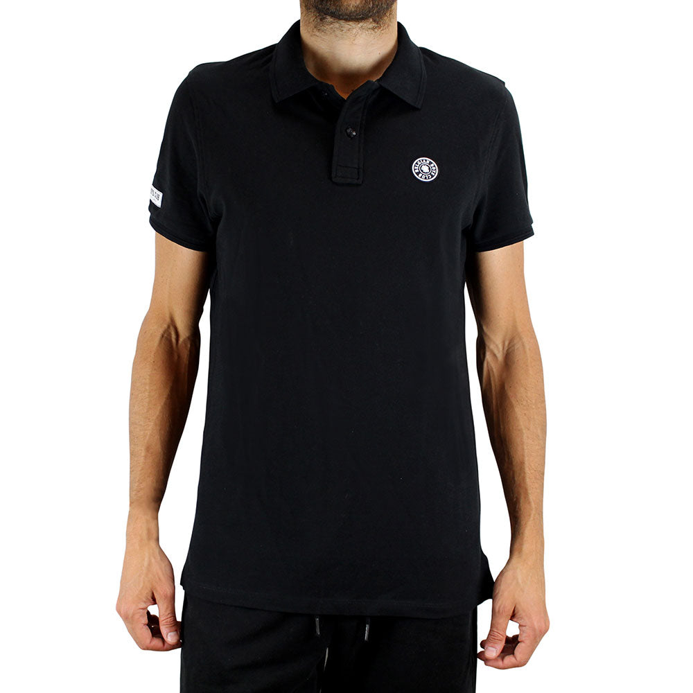 Belgian Crew Polo (Black)