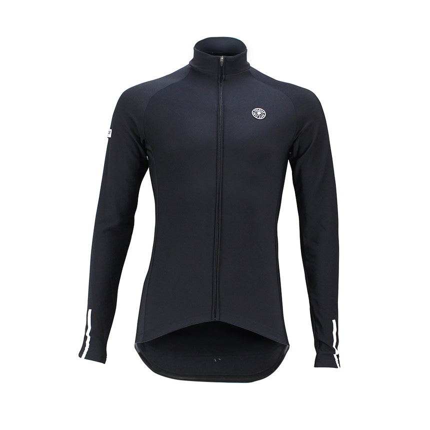 'Boom' Pro Thermal Jersey Black (XS/S/M ONLY)
