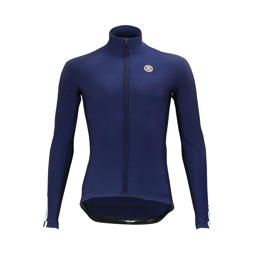 'Boom' Pro Thermal Jersey (Navy Blue) - XS ONLY