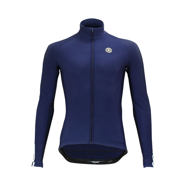 'Boom' Pro Thermal Jersey (Navy Blue)