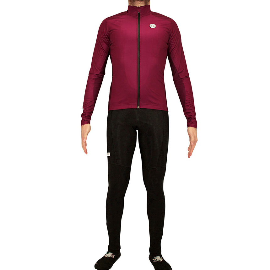 ANTWERPEN BURGUNDY JERSEY/TIGHTS BUNDLE