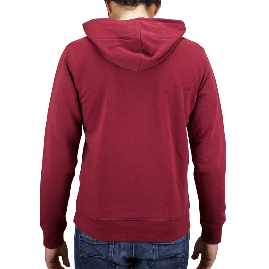 Hoodie Big Pocket - Burgundy