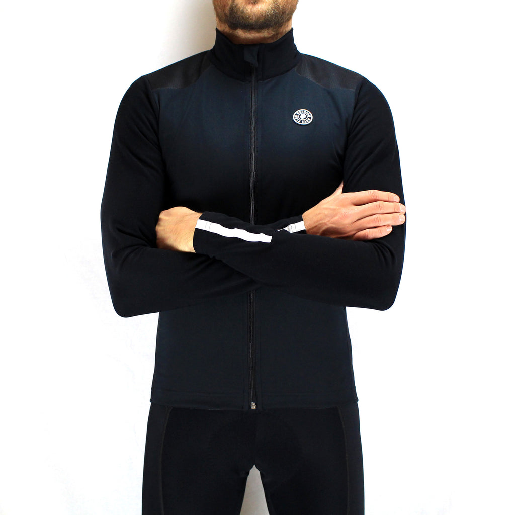 Antwerpen Black Jersey - Long Sleeve