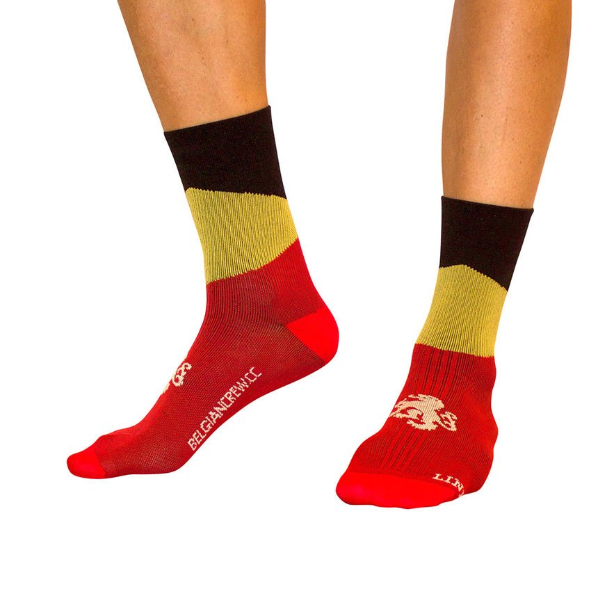 'De Ronde' High Tops Socks (XS ONLY)