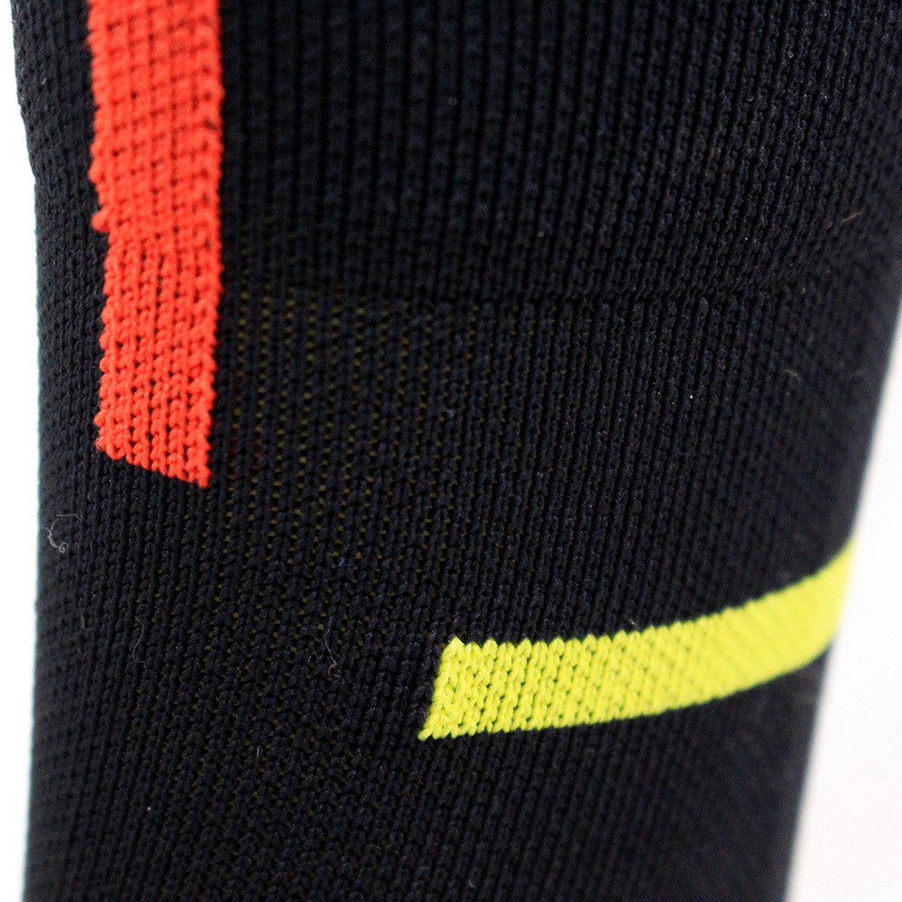 'Philip the Handsome' High Tops Black Socks