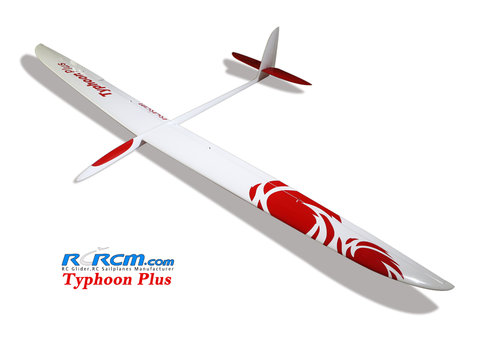 Typhoon plus  F3F X Tail - RCRCM.com - 1