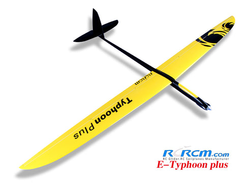 E-Typhoon plus XTail - RCRCM.com - 1
