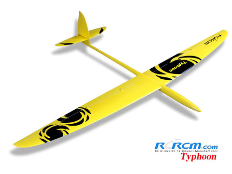 Typhoon X Tail - RCRCM.com - 1