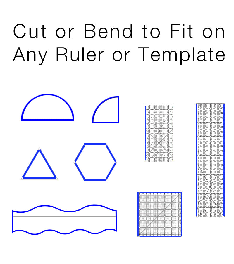 Grip Strips by Guidelines4Quilting