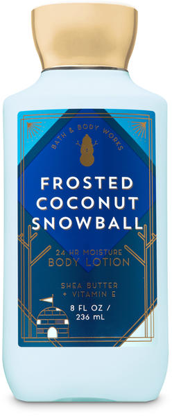 Frosted Coconut Snowball