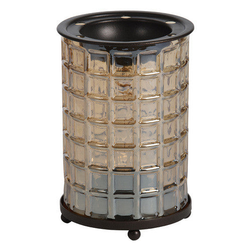 Cigar Lounge Melt Warmer Brown