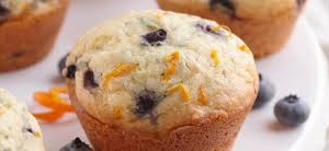 Blueberry & Orange Muffin