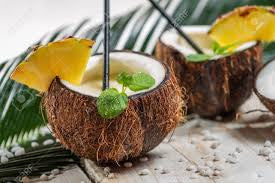 Carribean Coconut