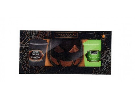 Halloween Votive Gift Set