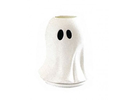 Glowing Ghost Large Votive Holder