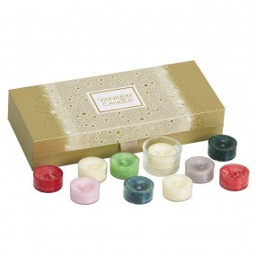 10 Tealight Compact Gift Set