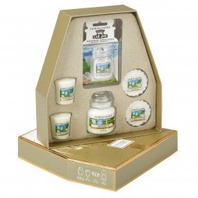 Clean Cotton Fragrance Gift Set