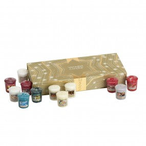 12 Votive Candle Gift Set