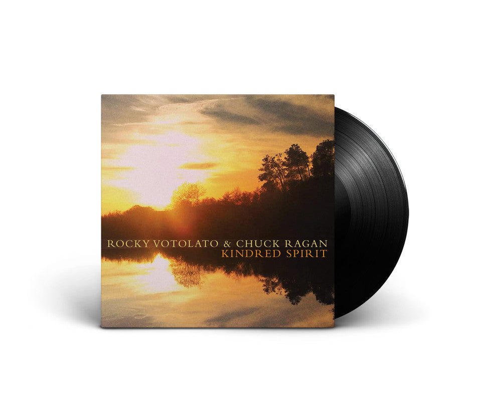 """Kindred Spirit"" - Rocky Votolato Split - 10"" LP"
