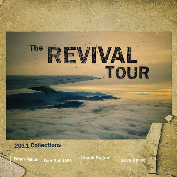 """Revival Tour - 2011 Collections"" - LP (Red)"